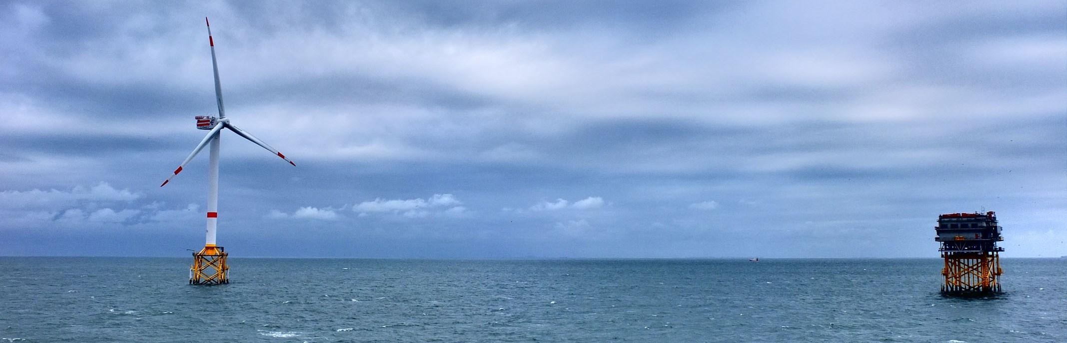 Offshore Sonstig Header